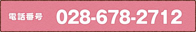 電話番号028-678-2712